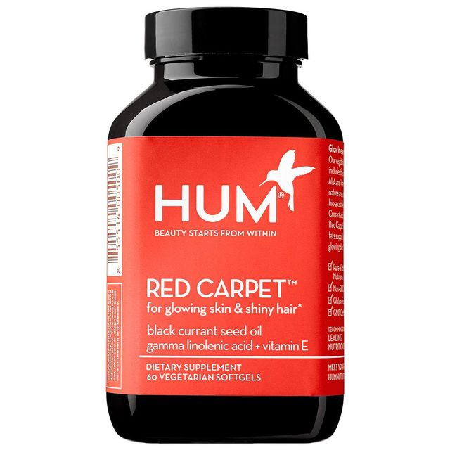 Hum Nutrition Red Carpet Skin Hydration Supplement