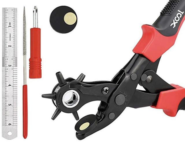 XOOL Revolving Punch Plier Kit