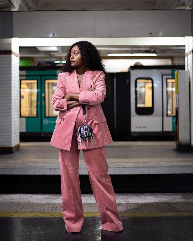 Effortless Outfits To Wear In 2019: Pink Suit