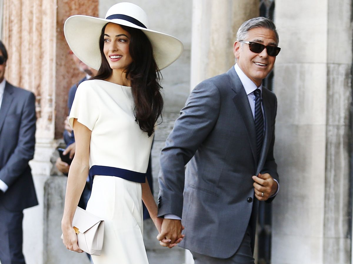 Amal Clooney's Best Pant Outfits, Ranked by 7 Fashion Superlatives