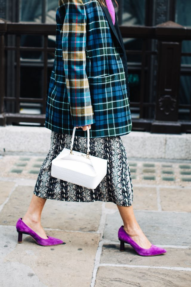 The Box Bag is Trending for Spring