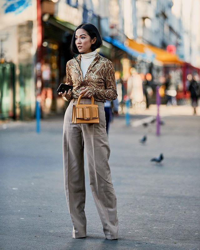 How to Wear Your Top-Handle Handbag