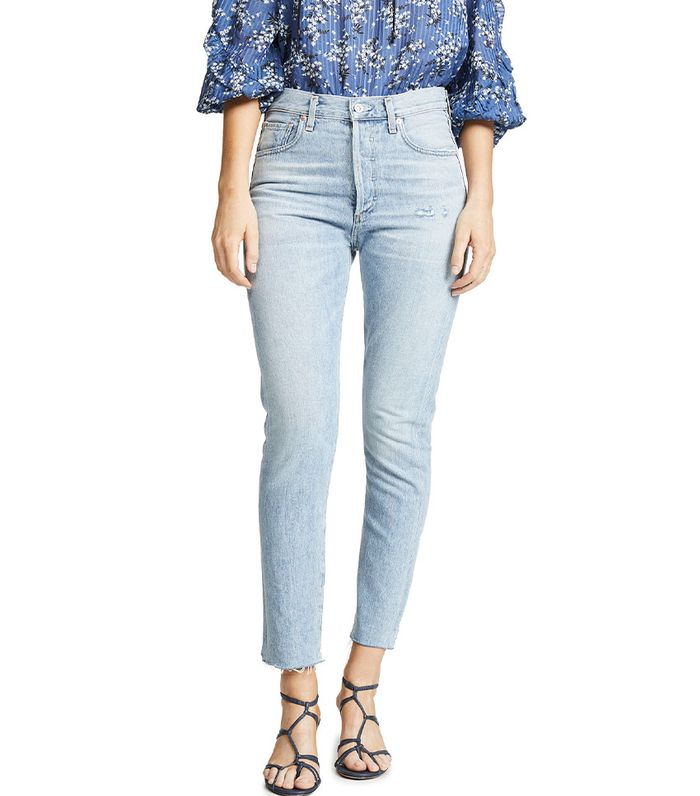 Oh, Joy: The Jean Trend That Always Irked Me Is Popular Again