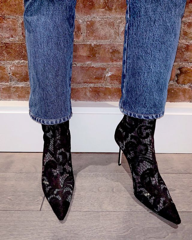 Boots to wear with jeans and a tee