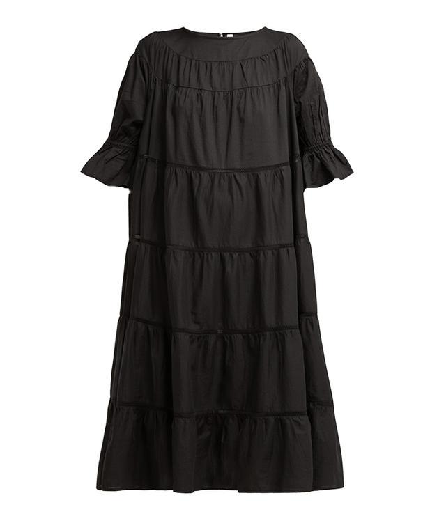 Merlette Paradis Tiered Cotton Dress