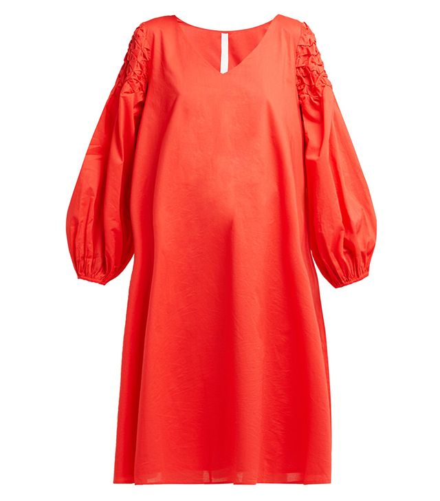 Balboa Balboa Smocked Cotton Dress