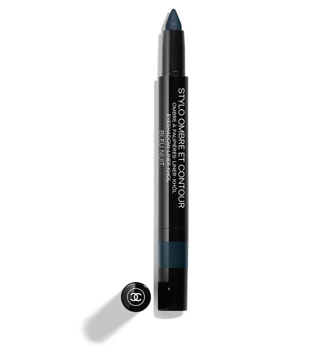 Chanel Stylo Ombre et Contour Eyeshadow Liner Khôl in Bleu Nuit