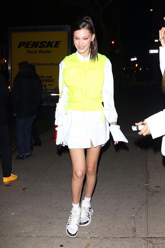 Celebrity Shoe Trends: Bella Hadid