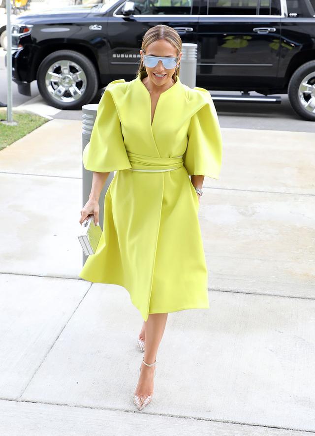 Celebrity Shoe Trends: Jennifer Lopez