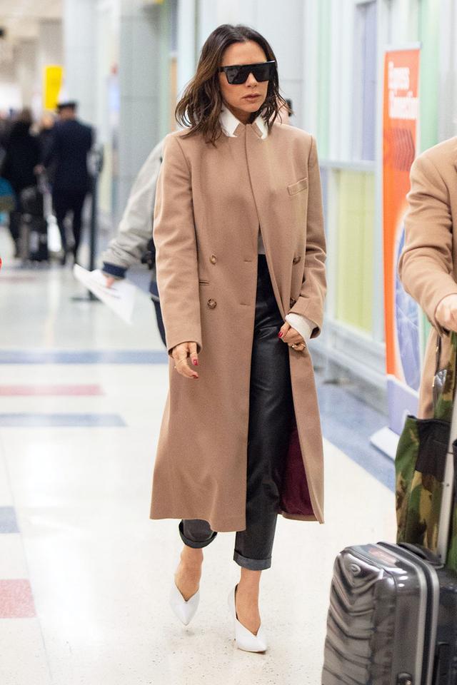 Celebrity Shoe Trends: Victoria Beckham