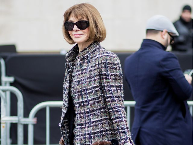 What Anna Wintour Thinks of Meghan Markle