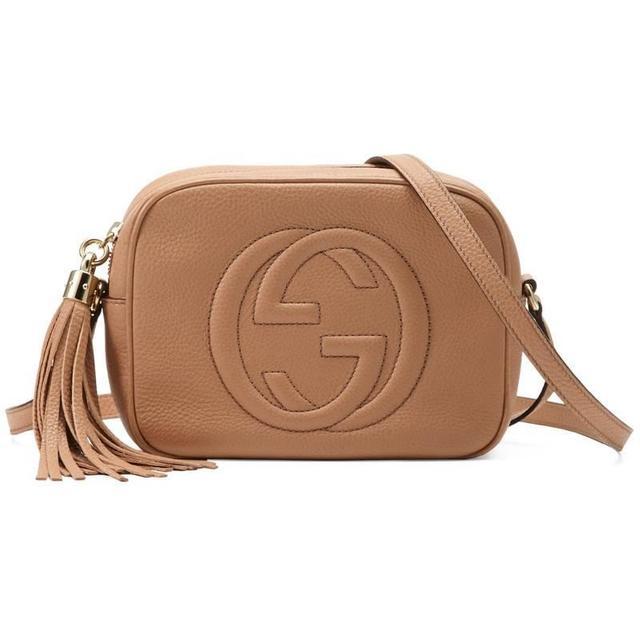 Gucci Soho Small Leather Disco Bag