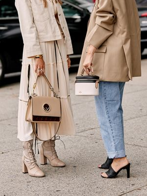 The Top Designer Bag, Leggings, and Boots People Bought Because of Instagram