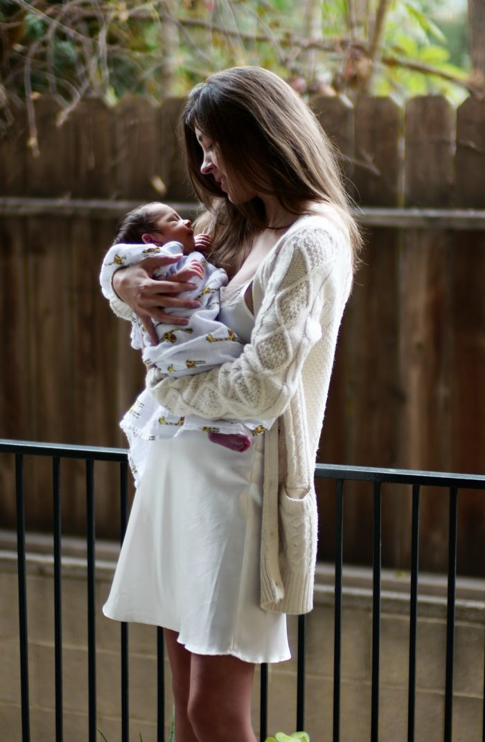 The Best Postpartum Clothes I Wore On Maternity Leave