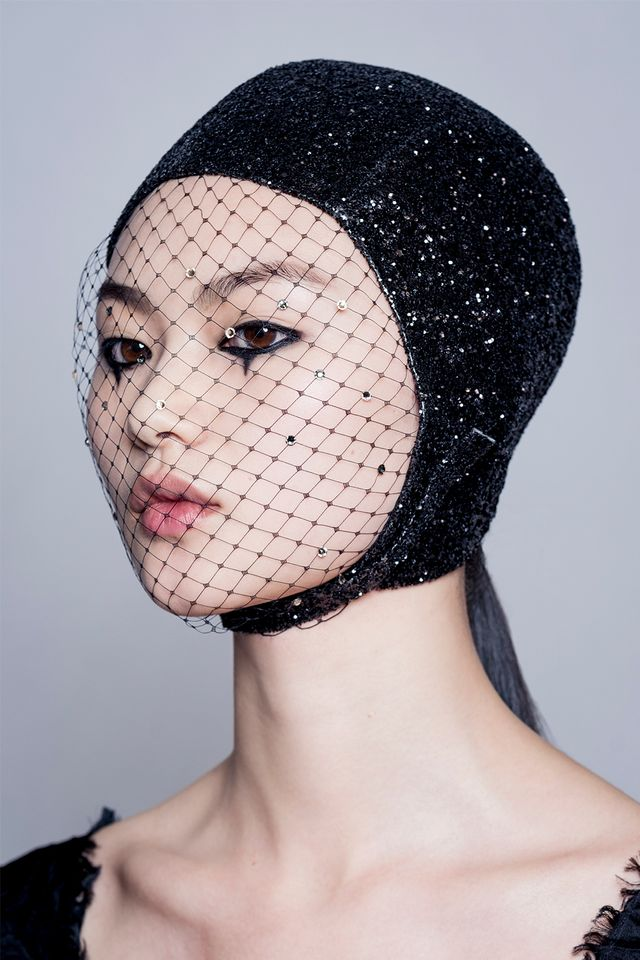 Dior S/S couture 2019 beauty