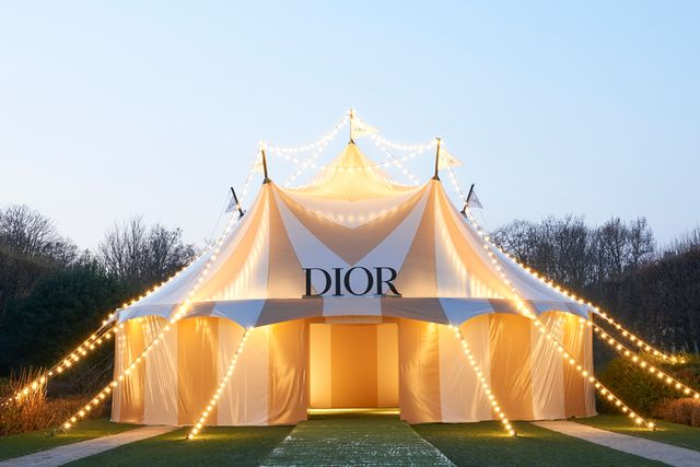 Dior S/S couture 2019 set