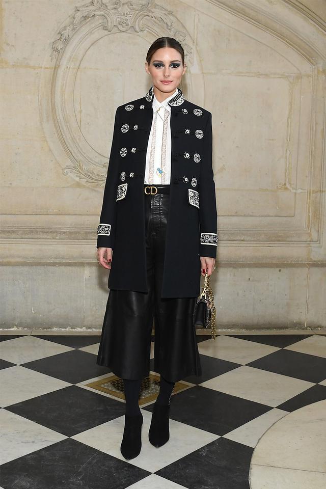 Dior S/S couture 2019: Olivia Palermo