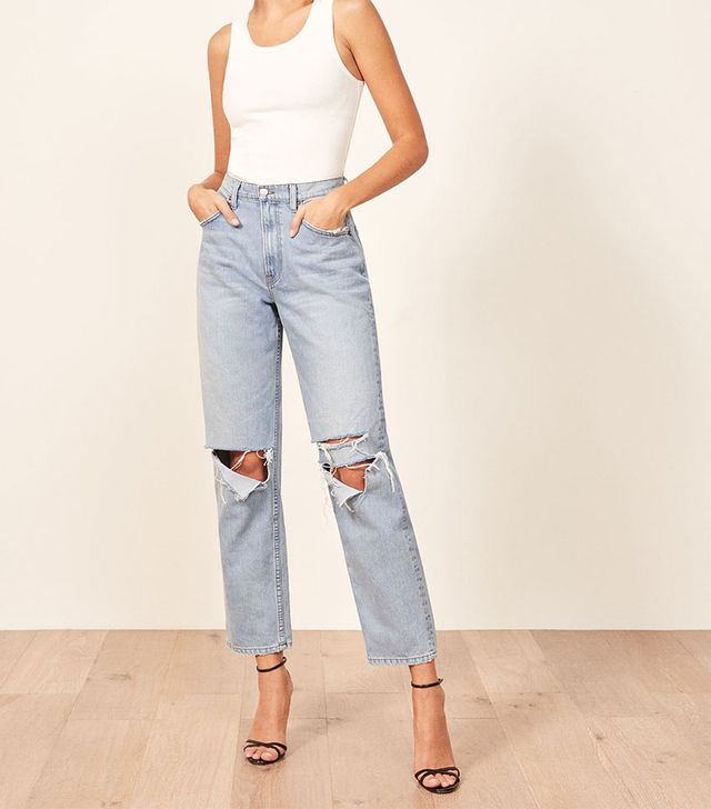 Reformation Dawson Relaxed Jean