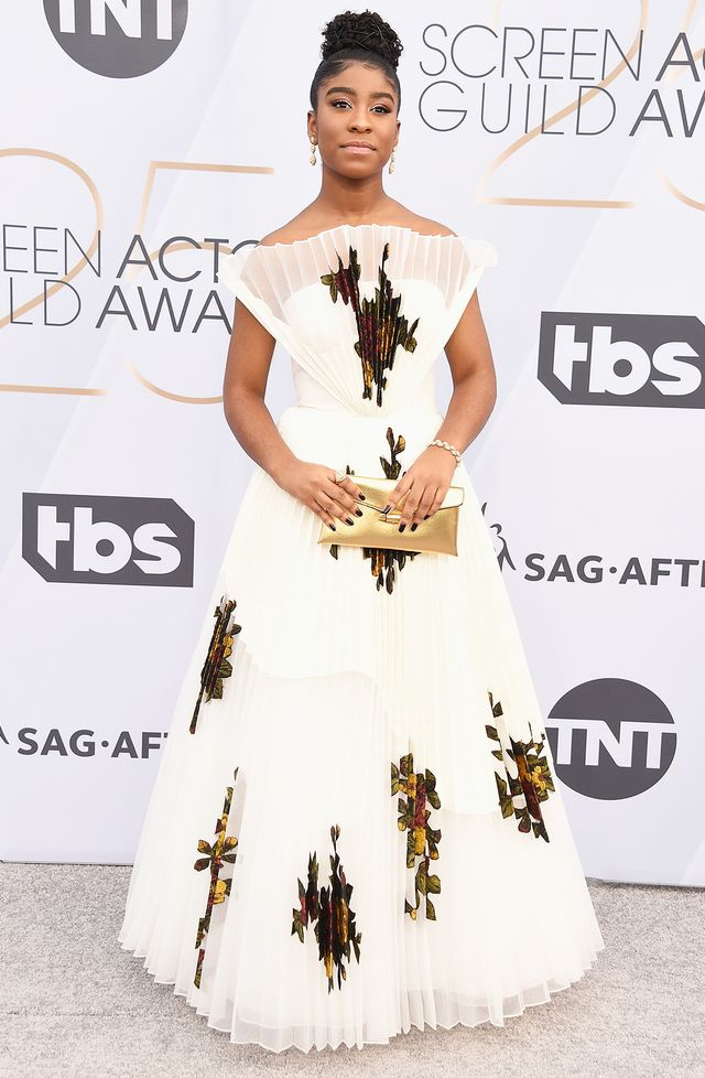 Lyric Ross 2019 SAG Awards
