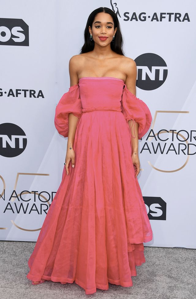 Laura Harrier 2019 SAG Awards