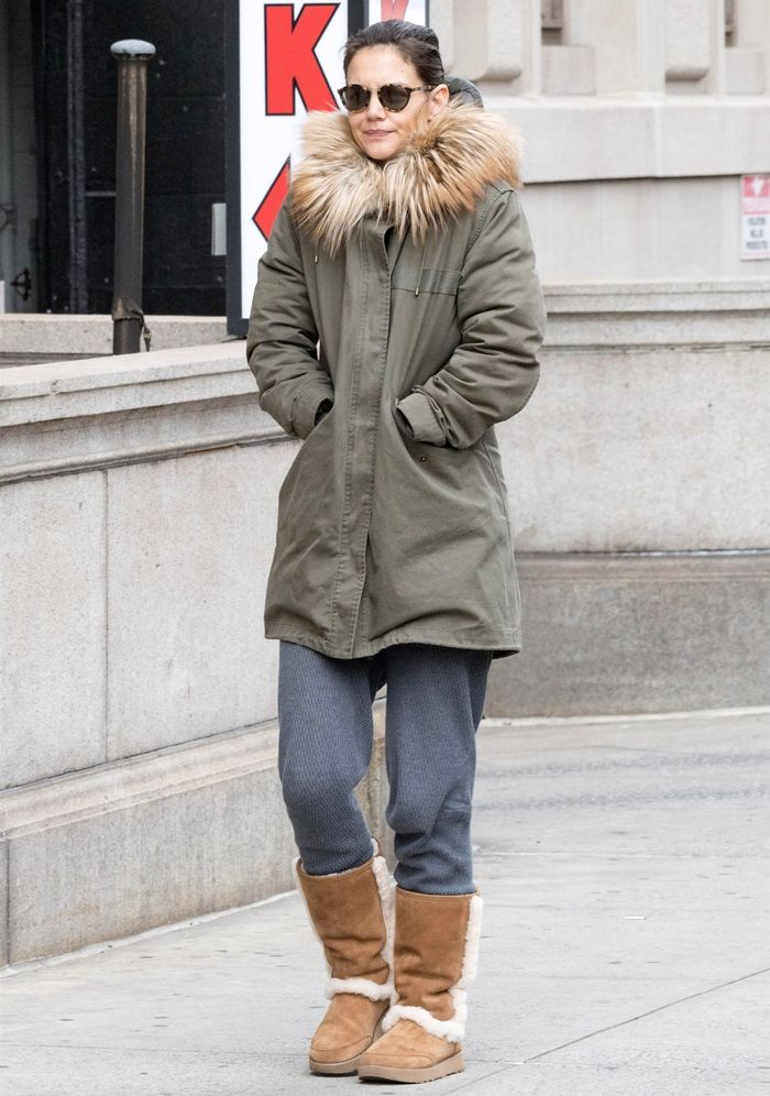 7 Ways Celebrities Are Wearing Ugg Boots In 2019 Who