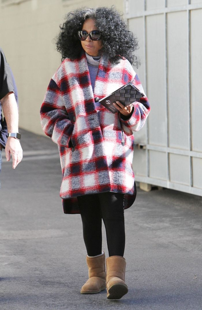 fe6042f23f3 7 Ways Celebrities Are Wearing Ugg Boots in 2019 | Who What Wear