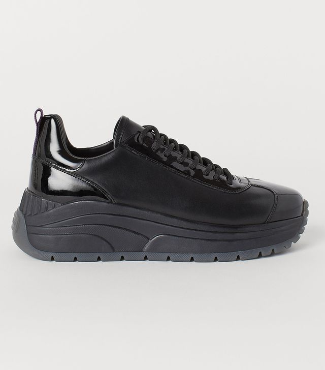 H&M x Eytys Leather Sneakers