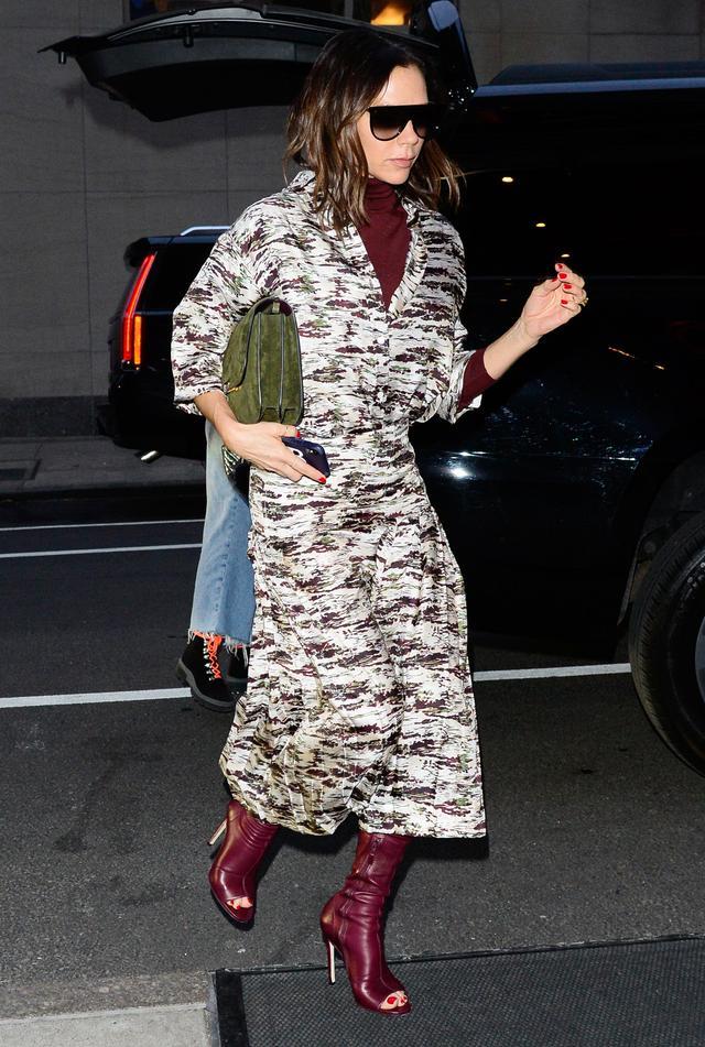 Victoria Beckham Boot Trend