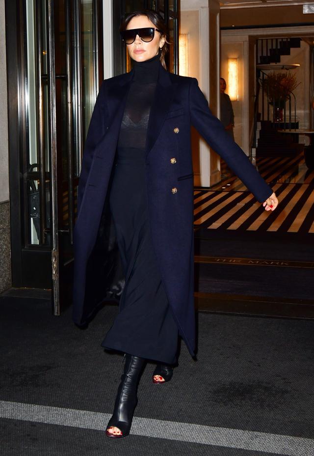 Victoria Beckham's Boots