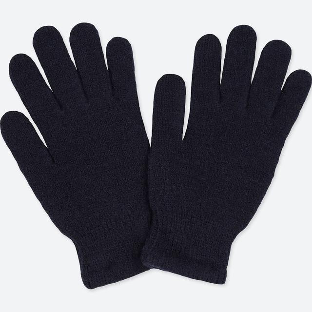 Uniqlo Kids Heattech Knitted Gloves
