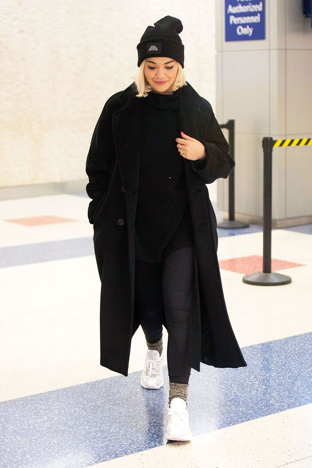 Celebrity Legging Styling Mistakes: Rita Ora