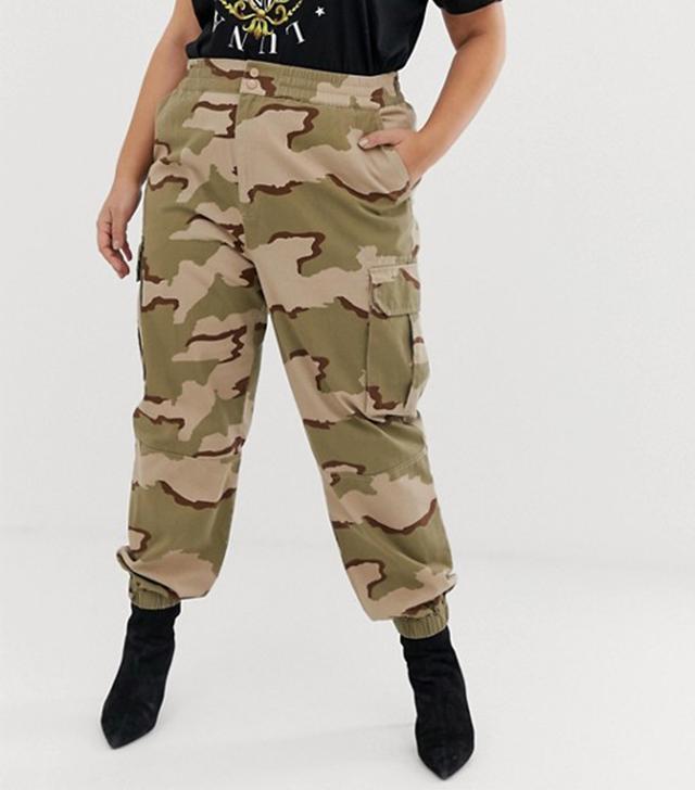 ASOS Camo Combat Pants