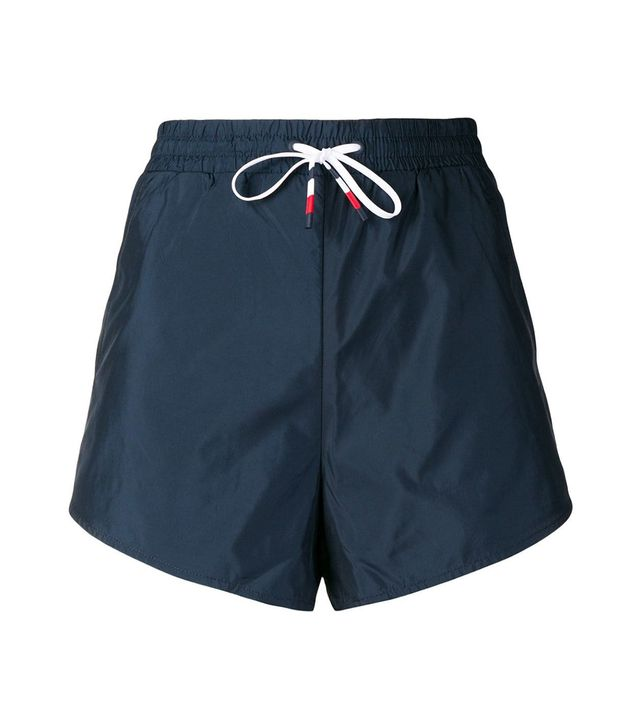 Tommy Hilfiger Drawstring Fitted Shorts