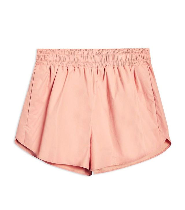 Tosphop Paper Runner Shorts by Boutique