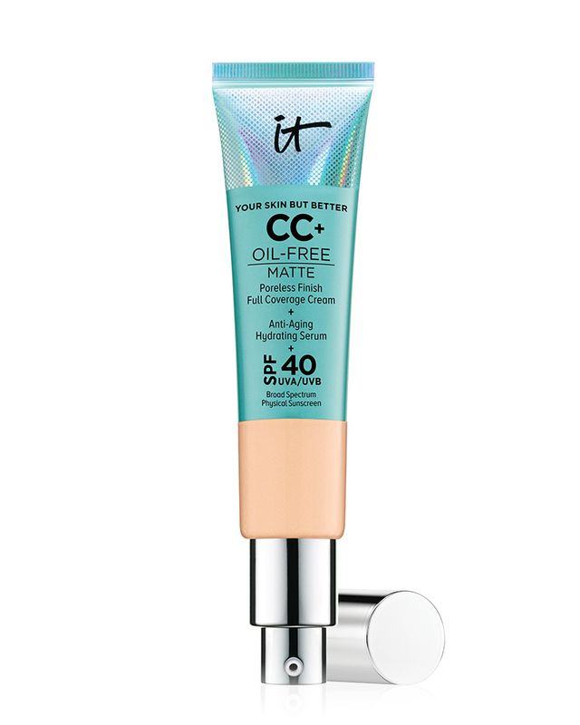 It Cosmetics Your Skin But Better CC+ Cream Oil-Free Matte with SPF 40