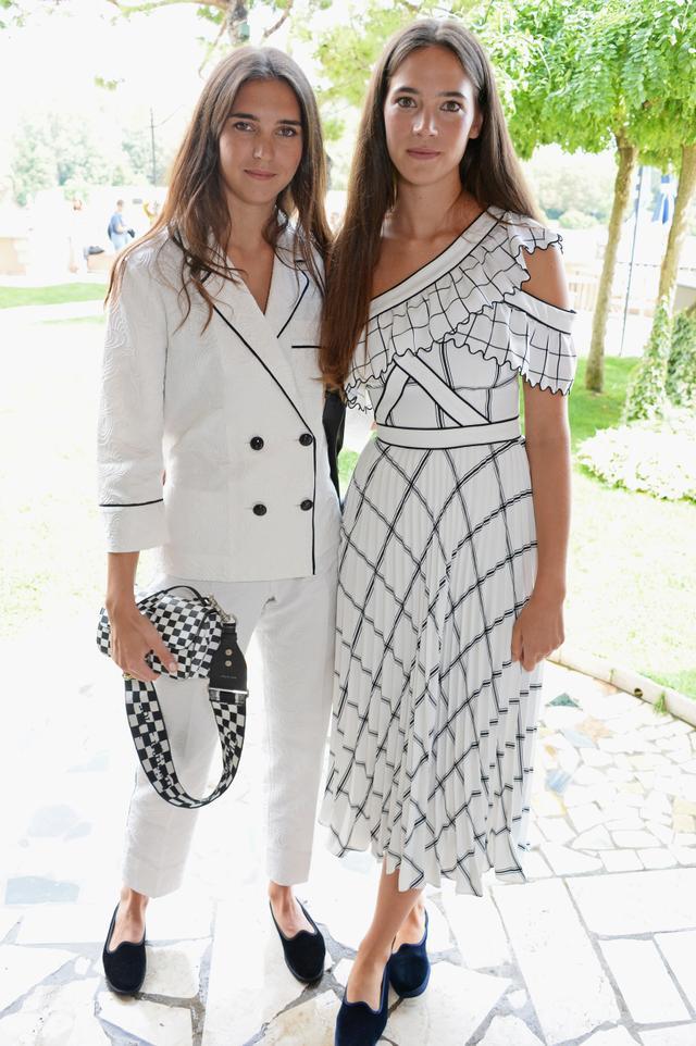 Vera and Viola Arrivabene Fashion