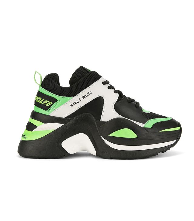 Naked Wolfe Track Neon Green