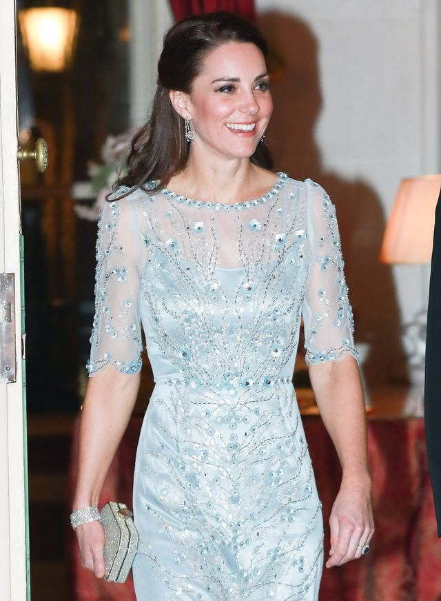 Kate Middleton Outfits in France