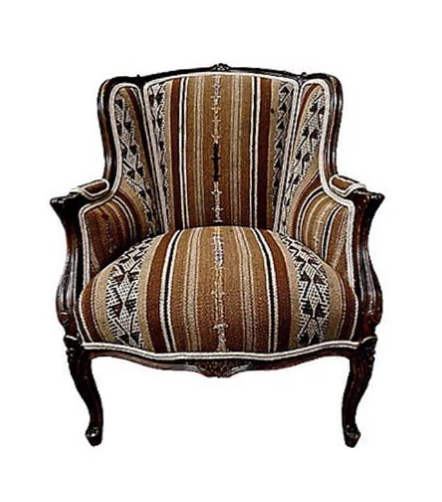 Fragments Identity Anatolian Wool & Brindle Chair