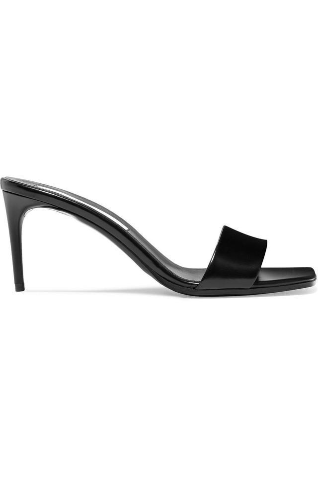 Stella McCartney Faux Leather Mules