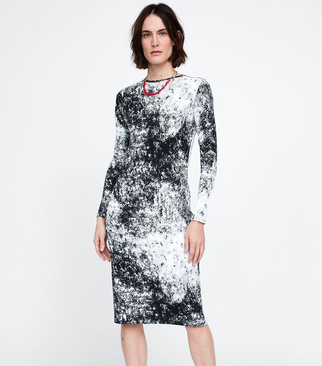 Zara Tie-Dye Dress