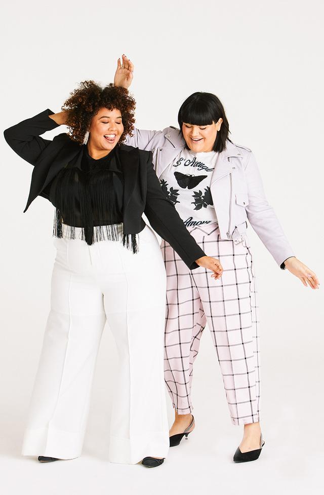 fashion icons of successful women - nicolette mason and gabi gregg