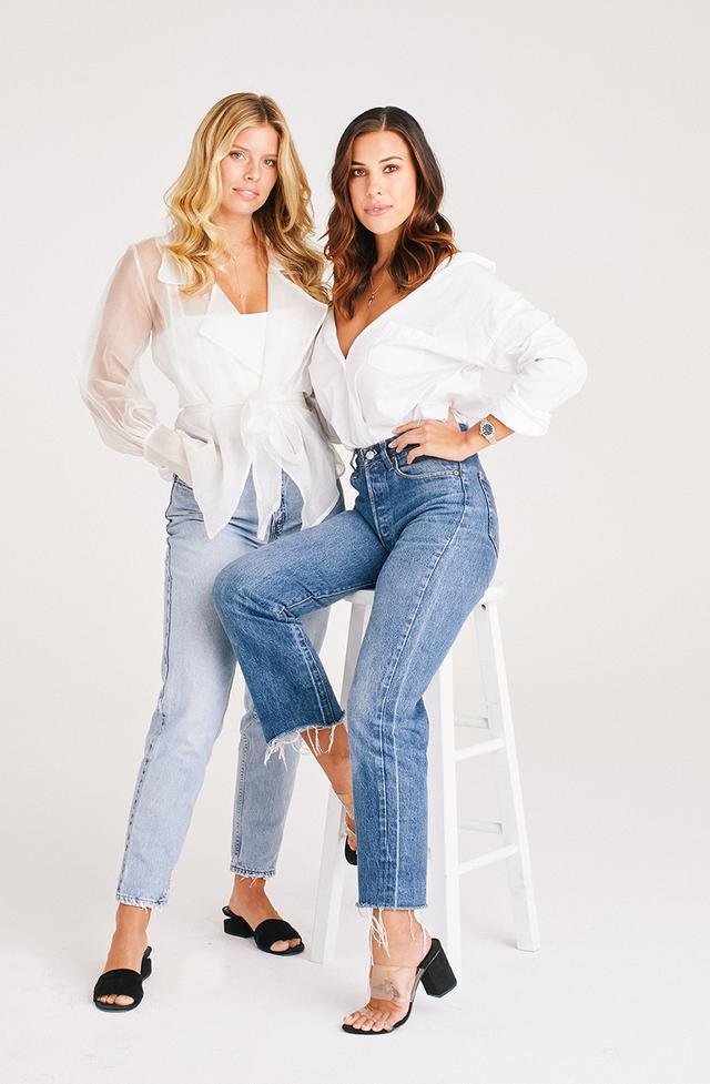 fashion icons of successful women - natasha oakley and devon brugman