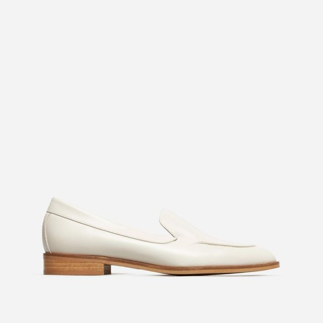 Everlane Loafers in Bone