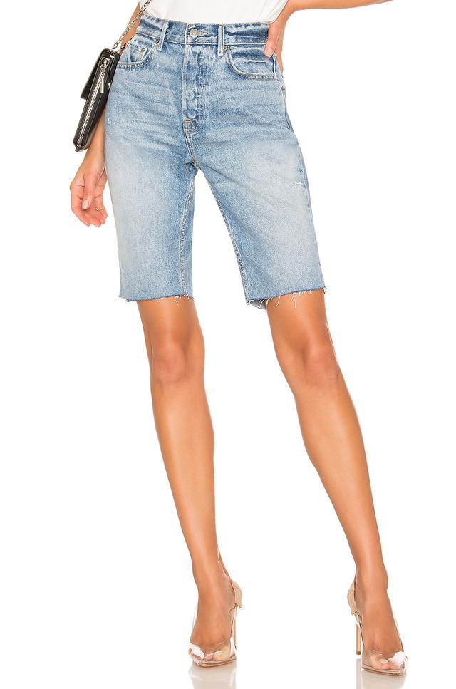 Grlfrnd Beverly Denim Shorts