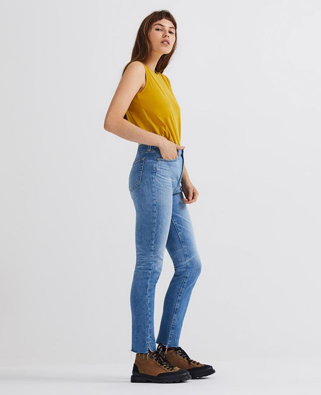 AG The Sophia Ankle Jeans