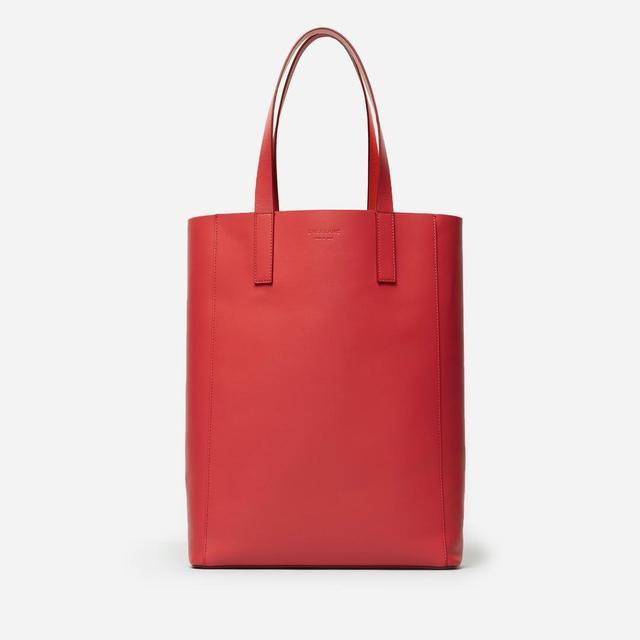 Everlane Leather Magazine Tote Bag