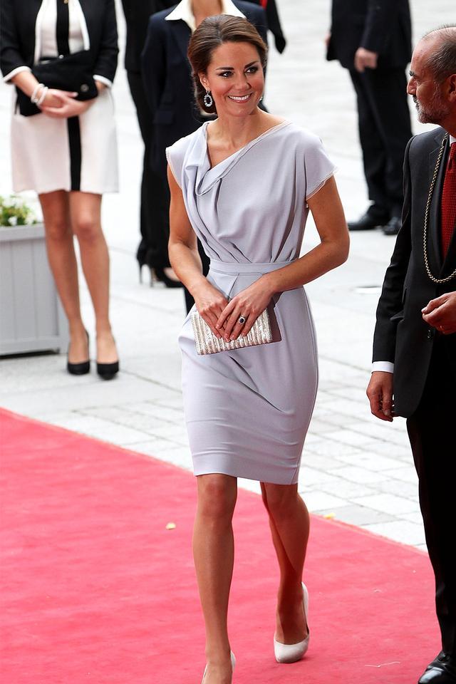 Kate Middleton short dress