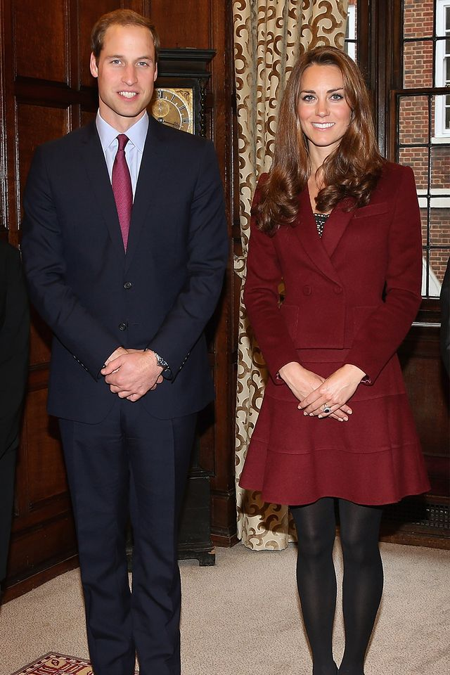 Kate Middleton winter outfit