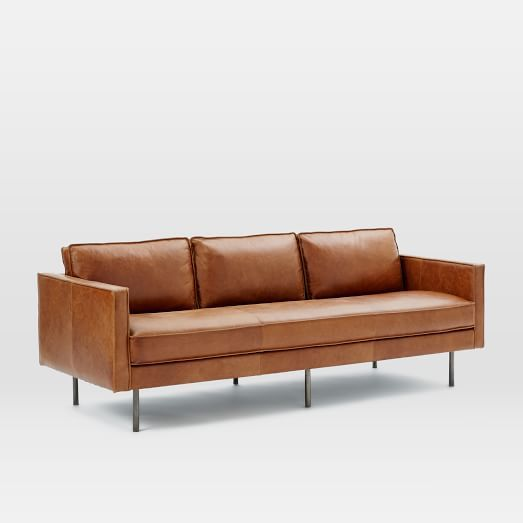 "West Elm Axel 89"" Sofa"